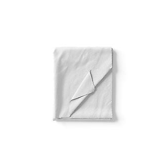 Une feuille blanche de coton, L150xP290 cm