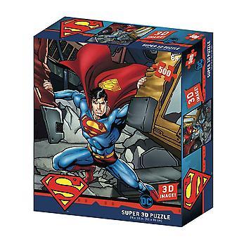 Süpermen 3D Yapboz