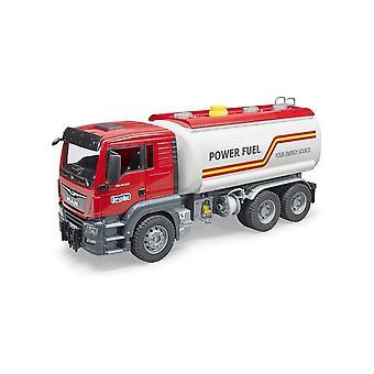 Bruder - Man Tgs Säiliöauto Bensiini Tankkeri 1:16 03775