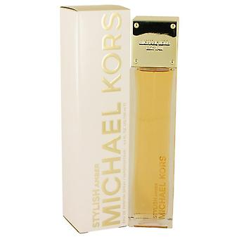Michael Kors stilvolle Amber Eau De Parfum Spray von Michael Kors 3.4 oz Eau De Parfum Spray