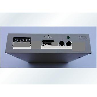 "Sfr1m44-u100k 3.5"" 1.44MB Usb Floppy Drive Emulator Pentru Yamaha Korg Roland"