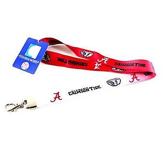 Alabama Crimson Tide NCAA Ombre Lanyard