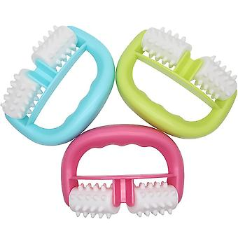 D Type Fat Control Roller Massager Fast Cellulite Lift Tools Roller