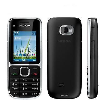 C2 C2-01 Lås opp mobiltelefon renovert mobiltelefon
