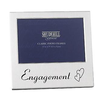 Shudehill Giftware Engagement 5 X 3.5 Photo Frame