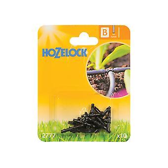 Hozelock T Piece 4mm (10 Pack) HOZ2777