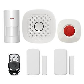 WS03 Wifi Älykäs Hälytysjärjestelmä