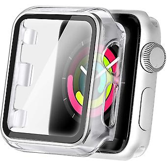 Plating Tempered Glass Screen Protector For Apple Watch