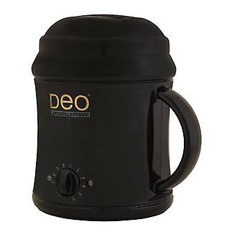 Calentador DEO con 10 ajustes para crema caliente y lociones de cera caliente - Negro - 1000cc