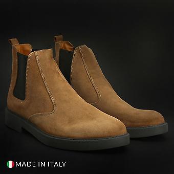 Duca di morrone - 100d_camoscio - calzado hombre