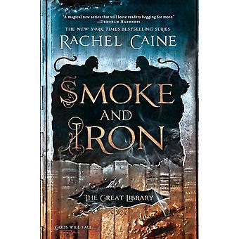 Røg og jern af Rachel Caine