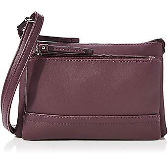 N.V. Bags727DonnaViola Shoulder Bag (Purple)5x13x22 Centimeters (W x H x L)