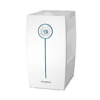 Stylies Hera-Ultrasonic humidifier with digital control warm mist 65 m²/160 m³ White