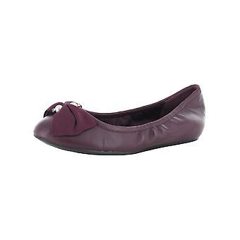 Isaac Mizrahi Live Womens Sprinkle Ballet Flat Shoes
