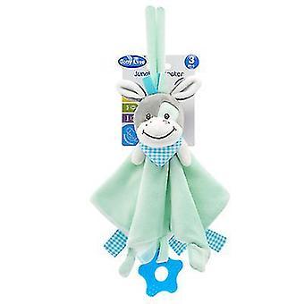 Donkey lovely baby soft plush animal doll toy - teethers for infant az666