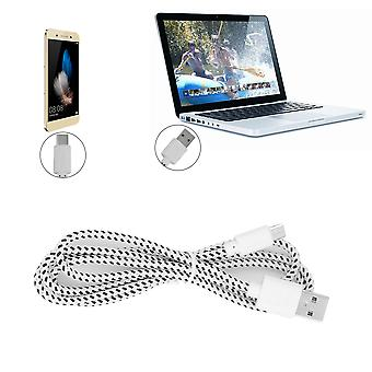 Light Weight V8 Micro 2.0 Usb Flat Noodle Data Charger Cable For Android Cell Phones