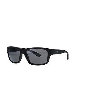 Bolle Holman 12359 Black Soft/HD Polarized TNS Sunglasses