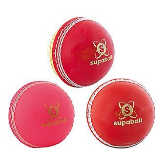 הקוראים Supaball אימון קריקט כדור צעירים אדומים