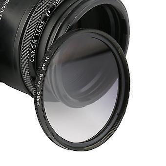 Universal 58mm suodattimet Circo Peili Linssi Liukuväri Uv Dslr Kameran Linssi