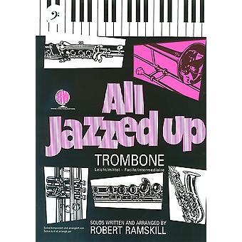 All Jazzed Up Trombone Bass Clef (Solo Brass - Trombone/Euph)