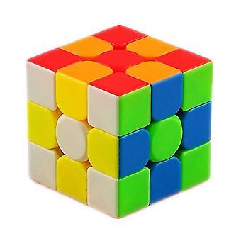 Børn stickerless Wca Professionel Konkurrence Speed Cube puslespil Magic