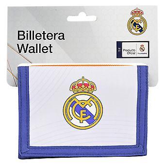 Purse Real Madrid C.F. Blue White