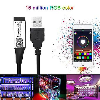 Smart Rgb Bluetooth Timer Suitable Led Controller Usb