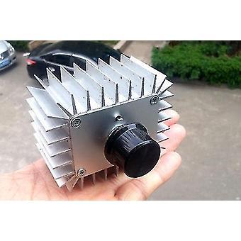 5000w Scr Voltage Regulator Motor Speed Controller - Light Dimming Dimmers