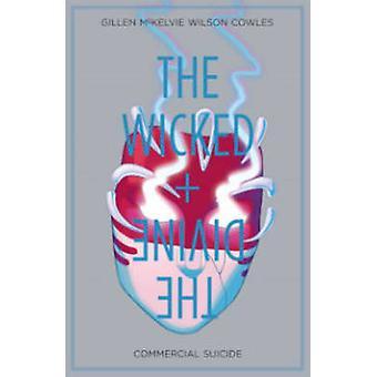 The Wicked The Divine Volumen 3 Suicidio comercial