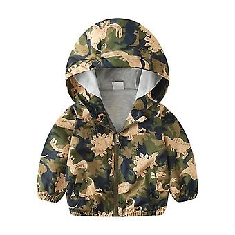 Autumn Spring Kids Outerwear Coats