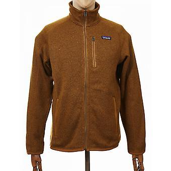 Patagonia Better Sweater Fleece Jacket - Mulch Brown