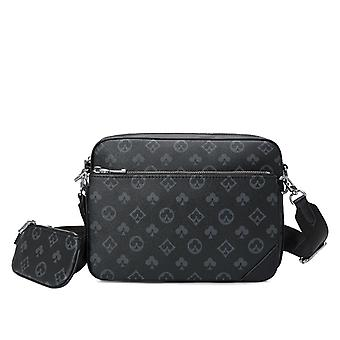 Design d'impression de luxe des sacs à bandoulière pour hommes et femmes Sacs à bandoulière de mode européenne et américaine