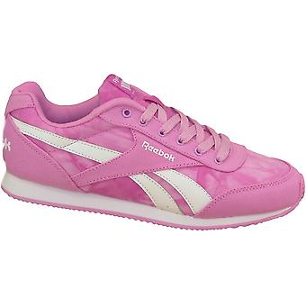 Reebok CL Royal Jog 2GR AQ9379 Kinder Turnschuhe
