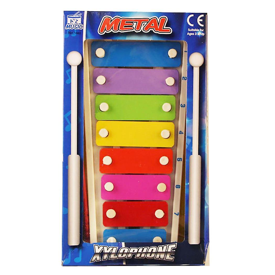 A to Z Metal Xylophone Age 3 and up