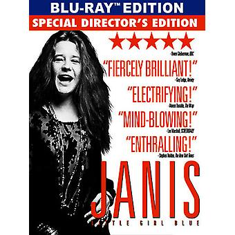 Janis: Little Girl blauw - speciale Director's Ed [Blu-ray] USA import