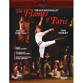 Flames of Paris [BLU-RAY] USA import