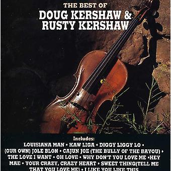 Doug Kershaw & Rusty - Best of Doug & Rusty Kershaw [CD] USA import