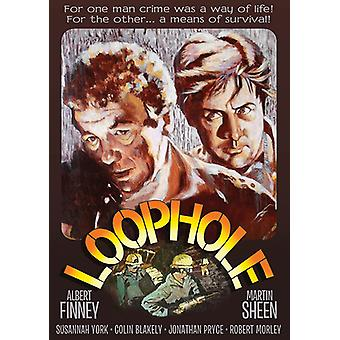 Loophole [DVD] USA import