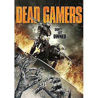 Dead Gamers [DVD] USA import