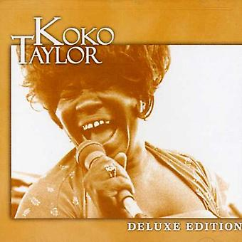 Koko Taylor - Deluxe Edition [CD] USA tuonti