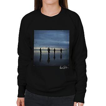 Echo And The Bunnymen Heaven Up Here Album Sleeve Women's Sweatshirt