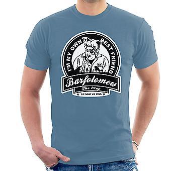 Barfolomew de Mog Spaceballs T-Shirt voor mannen