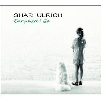 Shari Ulrich - partout je Go [CD] USA import