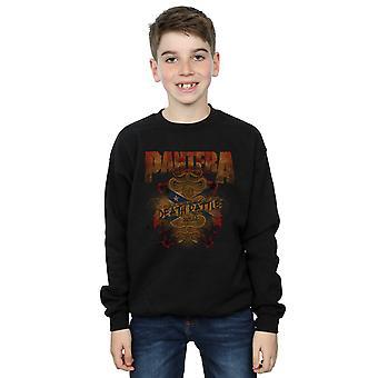 Pantera Boys Death Rattle Sweatshirt