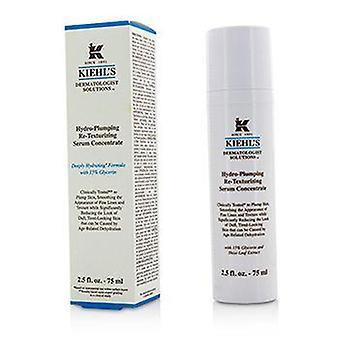 Kiehl's Concentrado sérico retexturizante hydro-plumping - 75ml/2.5oz