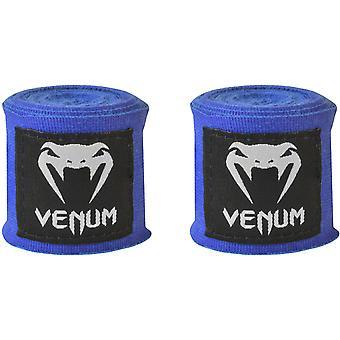 Venum Kontact 4m Boxing Handwraps - Blue