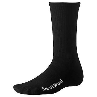 Smartwool Hiking Liner Crew Sock - Black