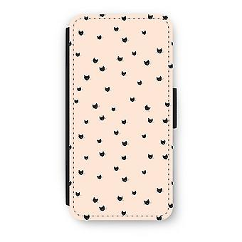 iPhone 6/6 s Plus Case Flip - petits chats