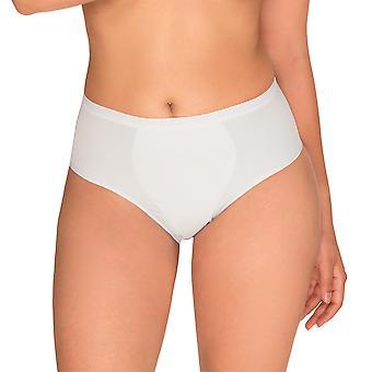 Sans Complexe 1537-Blanc Frauen perfekte Lift weißen Lichtsteuerung abnehmen Gestaltung hohe Taille kurzen