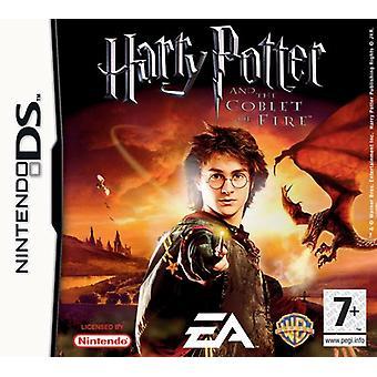 Harry Potter en de Vuurbeker (Nintendo DS)-nieuw